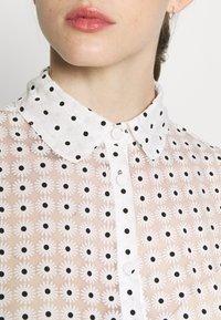 New Look - DAISY - Košile - white pattern - 5