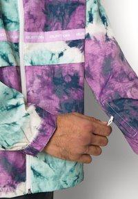 Burton - MEN'S MELTER JACKET - Snowboardová bunda - ether blue - 4