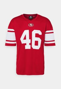 Fanatics - NFL SAN FRANCISCO 49ERS FRANCHISE SUPPORTERS - Club wear - red - 4