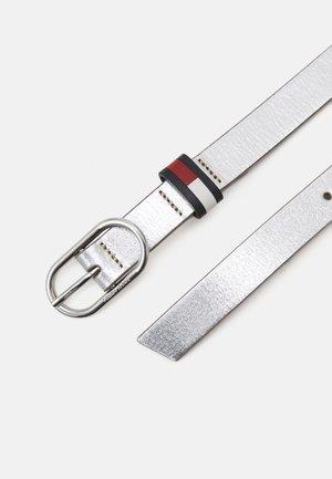 OVAL 2.0 - Cintura - silver
