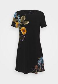 LAS VEGAS - Žerzejové šaty - black