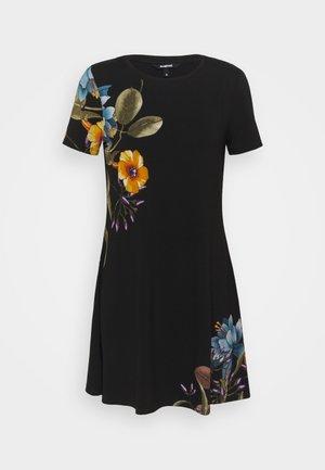 LAS VEGAS - Jersey dress - black
