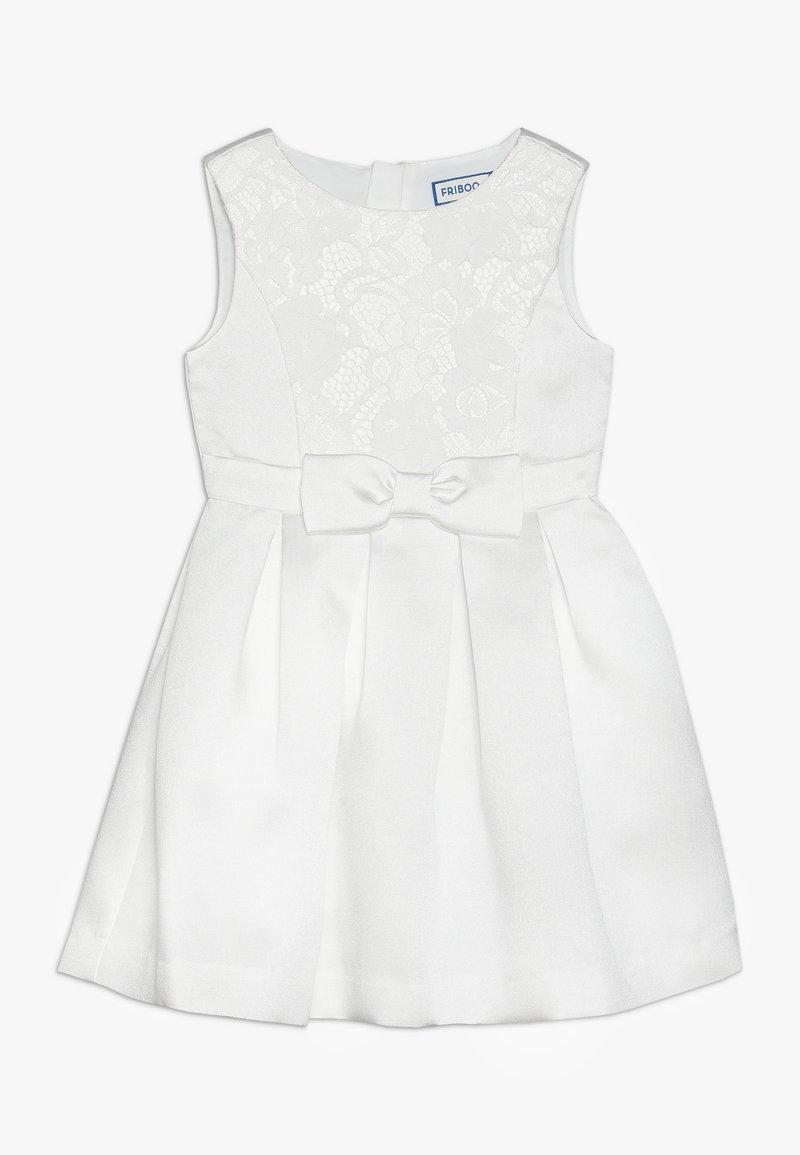 Friboo - Vestido de cóctel - white