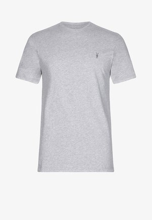 BRACE - Basic T-shirt - grey marl