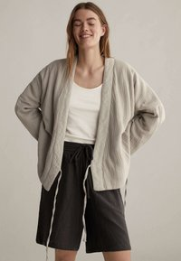 OYSHO - Summer jacket - beige - 3