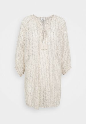 BREEZY VOILE - Tunic - offwhite
