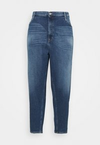 Tommy Jeans Curve - MOM - Relaxed fit jeans - blue denim - 0