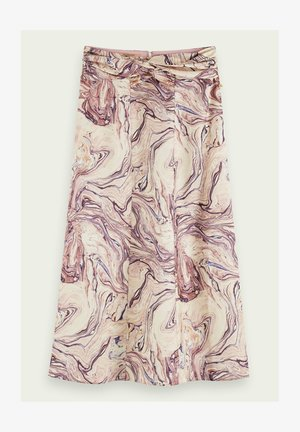 A-line skirt - combo h
