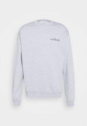 LEDRU NUIT BLANCHE UNISEX - Sweatshirt - light heather grey