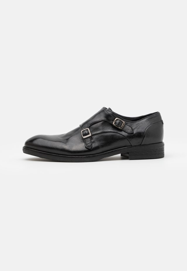 GABLE - Slip-ons - black