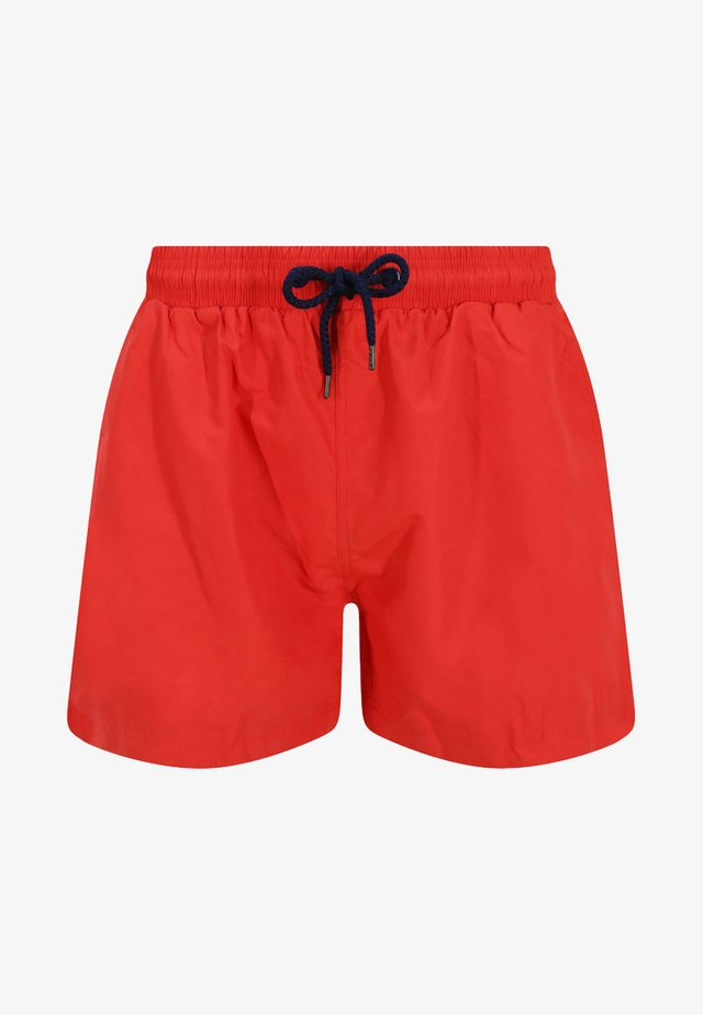 BALMORAL  - Zwemshorts - red