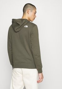 The North Face - GRAPHIC HOOD - Bluza z kapturem - new taupe green - 2