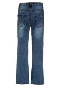 The New - Bootcut jeans - light blue denim - 1