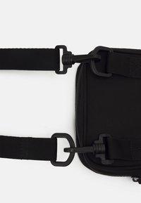 adidas Performance - ORGANIZER UNISEX - Across body bag - black - 3