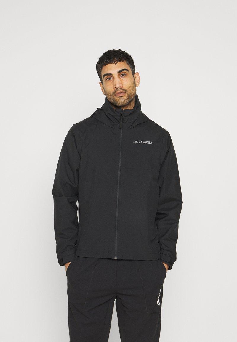adidas Performance - TERREX MULTI RAIN.RDY - Outdoor jakke - black