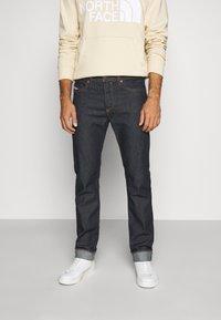 Diesel - BUSTER-X - Straight leg jeans - light blue - 0
