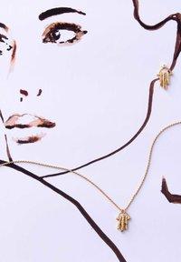 Violet Hamden - Earrings - gold - 3