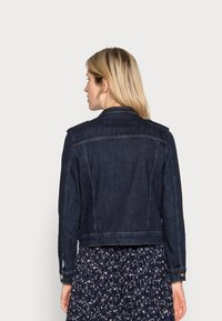 Mos Mosh - RAVEN  JACKET - Denim jacket - dark blue - 2