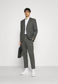 Esprit Collection - GLENCHECK - Suit - dark grey - 1