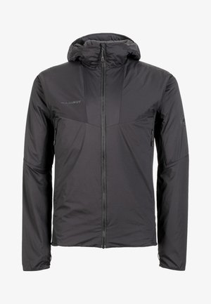 RIME LIGHT IN FLEX - Waterproof jacket - black