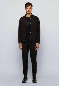 BOSS - DIAMOND  - T-shirt print - black - 1