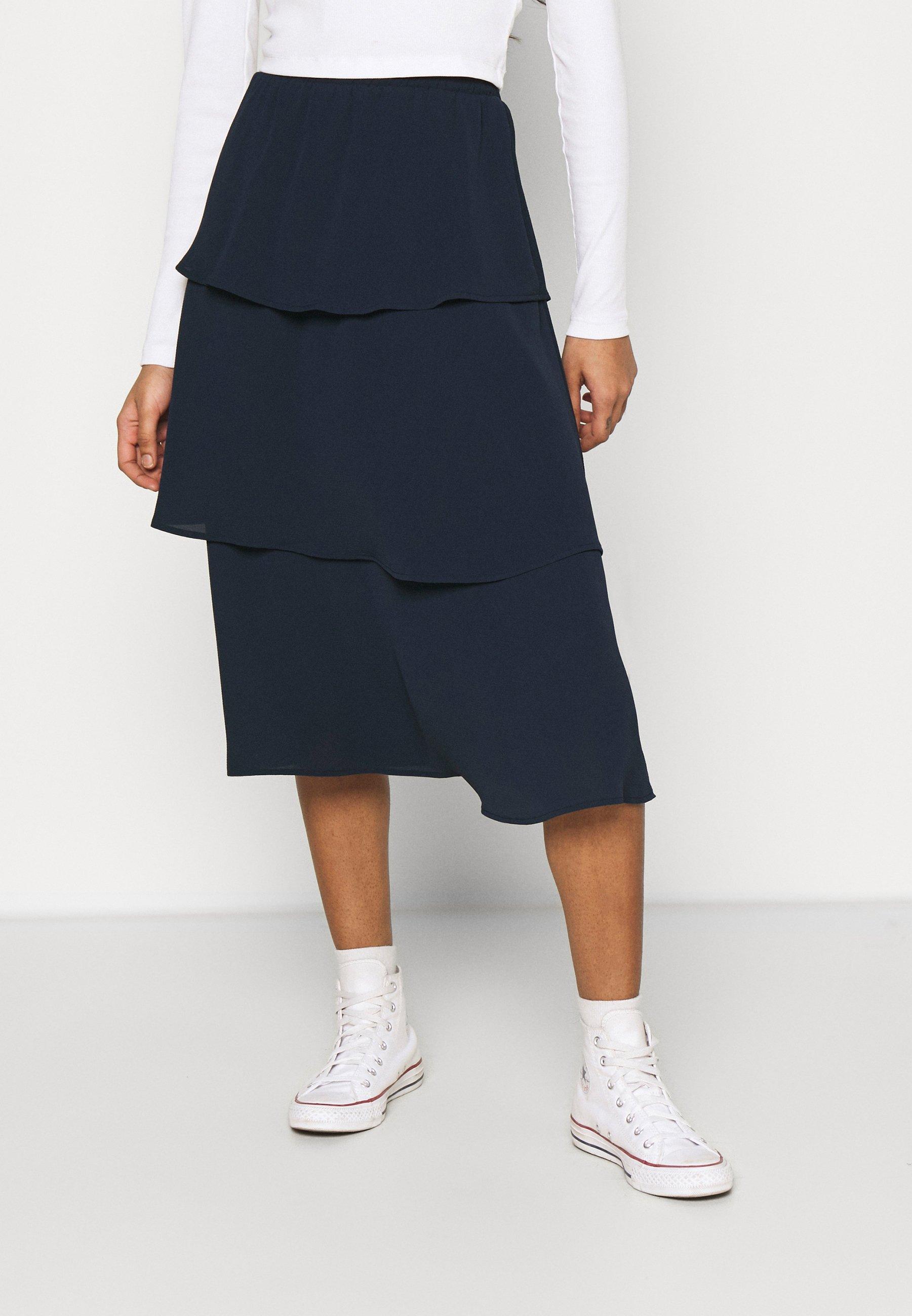 Women ONLVIVI LAYERED SKIRT - A-line skirt