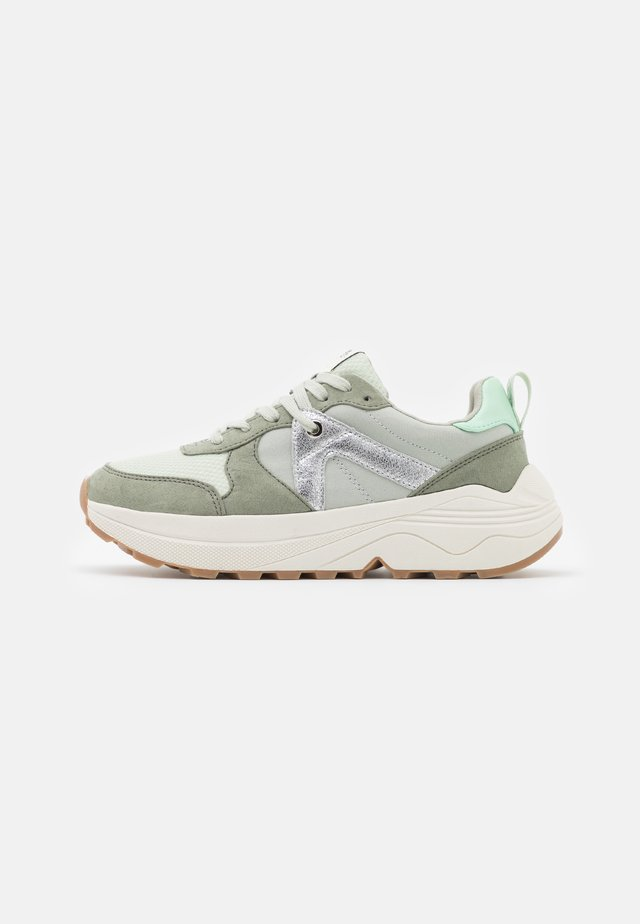 ONLSYLVIE - Sneakers laag - mint