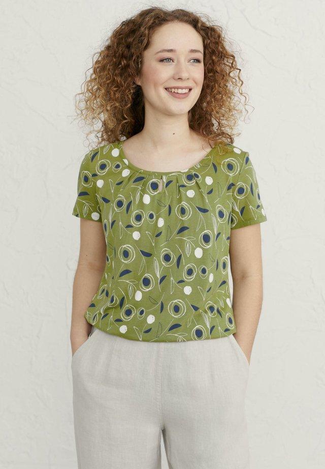 APPLETREE - Print T-shirt - green