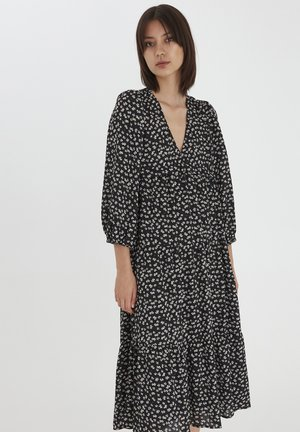 BXIRISI  - Day dress - black mix