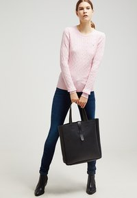 GANT - CABLE CREW - Jumper - nantucket pink - 1