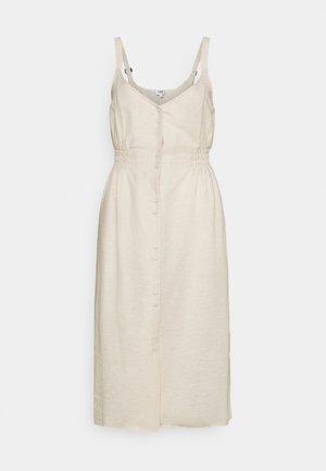 ALIANNA DRESS - Day dress - neutral beige