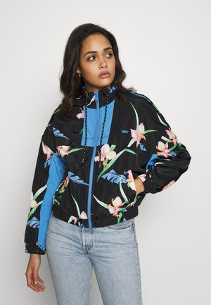 CELESTE WINDBREAKER - Veste de survêtement - 80s tropical caviar
