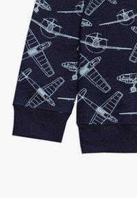 Zalando Essentials Kids - 2 PACK - Sweatshirts - waxed yellow/peacoat - 3