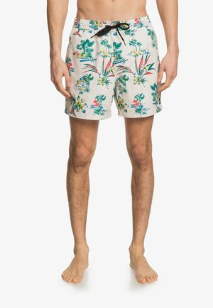 VACANCY VOLLEY 16 - Swimming shorts - antique white