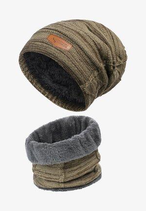SET - Headscarf - khaki