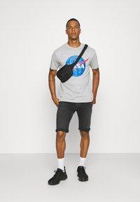 Nominal - NASA - Print T-shirt - grey marl - 1