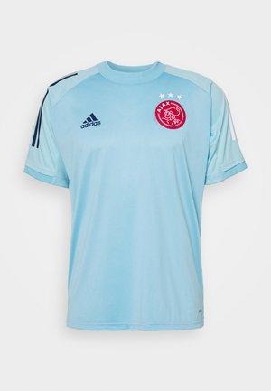 AJAX AMSTERDAM AEROREADY FOOTBALL - Klubové oblečení - iceblu