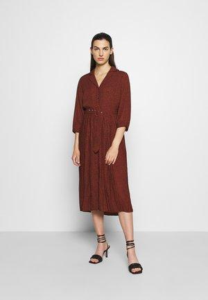 ORIANA  - Day dress - red