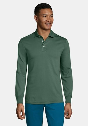 Poloshirt - deep woodland green