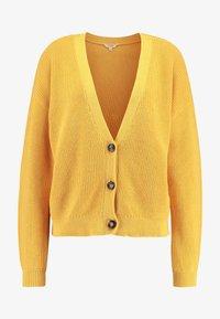mbyM - JANISE - Gilet - yolk yellow - 3