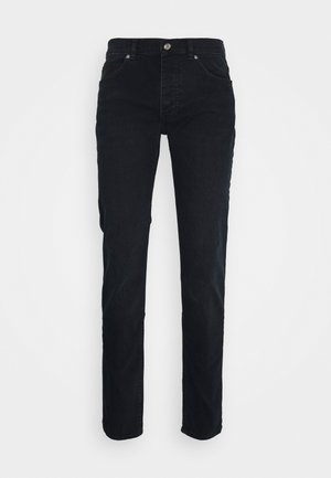 Straight leg -farkut - blue black