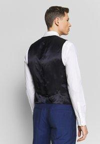 Tommy Hilfiger Tailored - PIECE WOOL BLEND SLIM SUIT - Garnitur - blue - 7