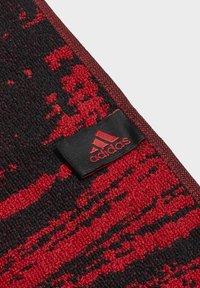 adidas Performance - MANCHESTER UNITED COTTON TOWEL - Håndkle - black - 3