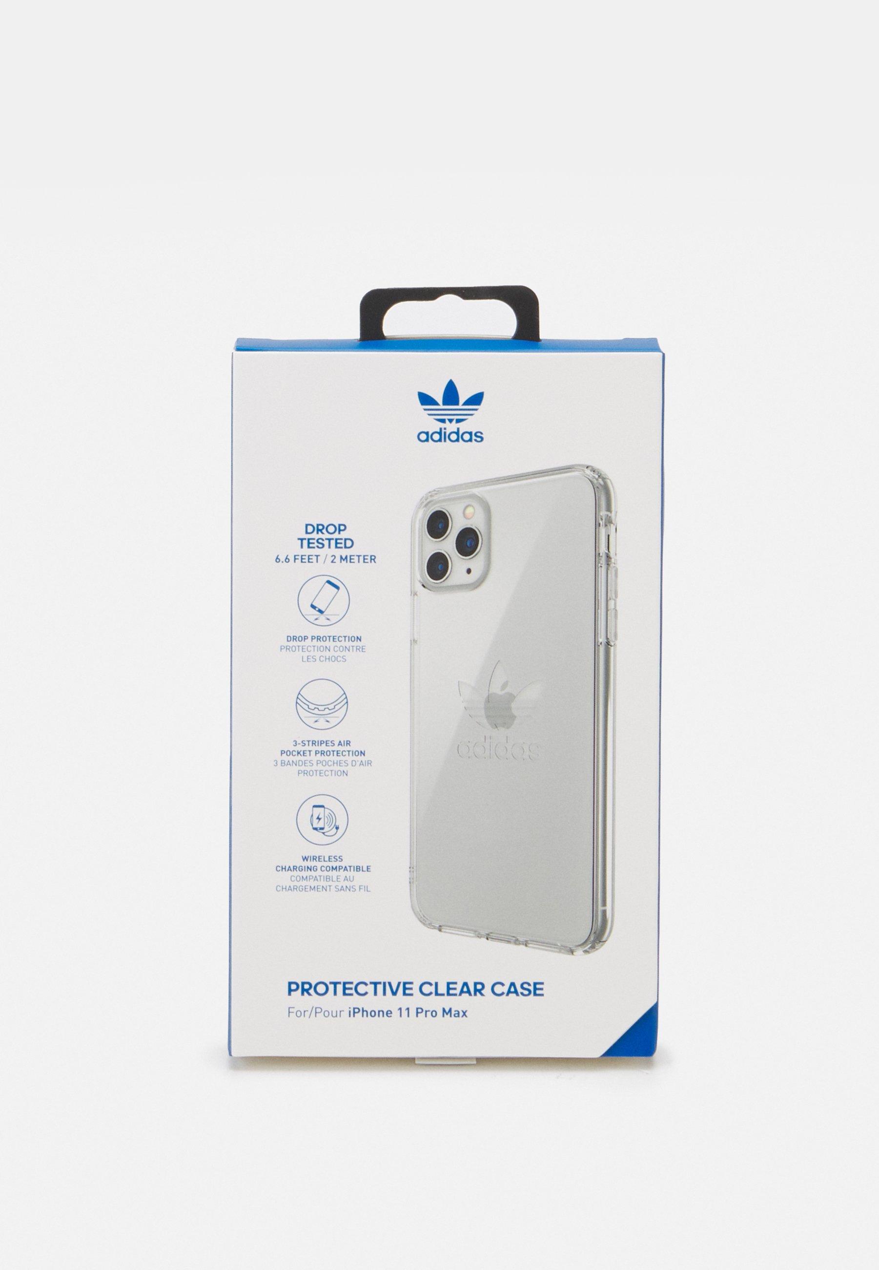 Homme PROTECTIVE CLEAR CASE FOR IPHONE 11 PRO MAX UNISEX - Étui à portable