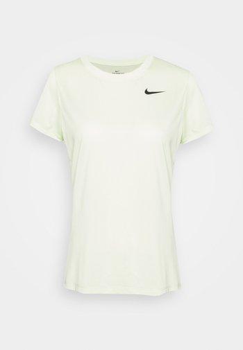 TEE CREW - Basic T-shirt - lime ice