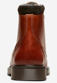 Selected Homme - Lace-up ankle boots - cognac - 4