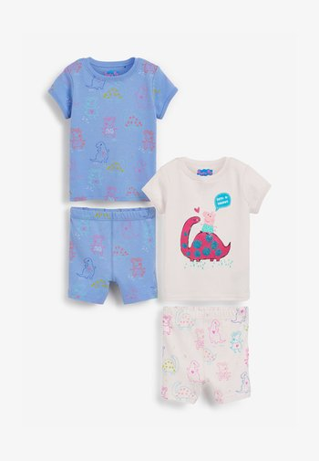 2 PACK - Pyjama bottoms - multi-coloured