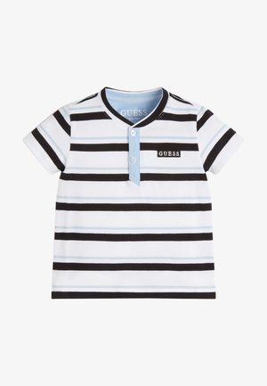 T-shirt imprimé - mehrfarbig, weiß