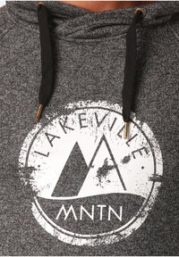 Lakeville Mountain - DAVO  - Hoodie - black - 3