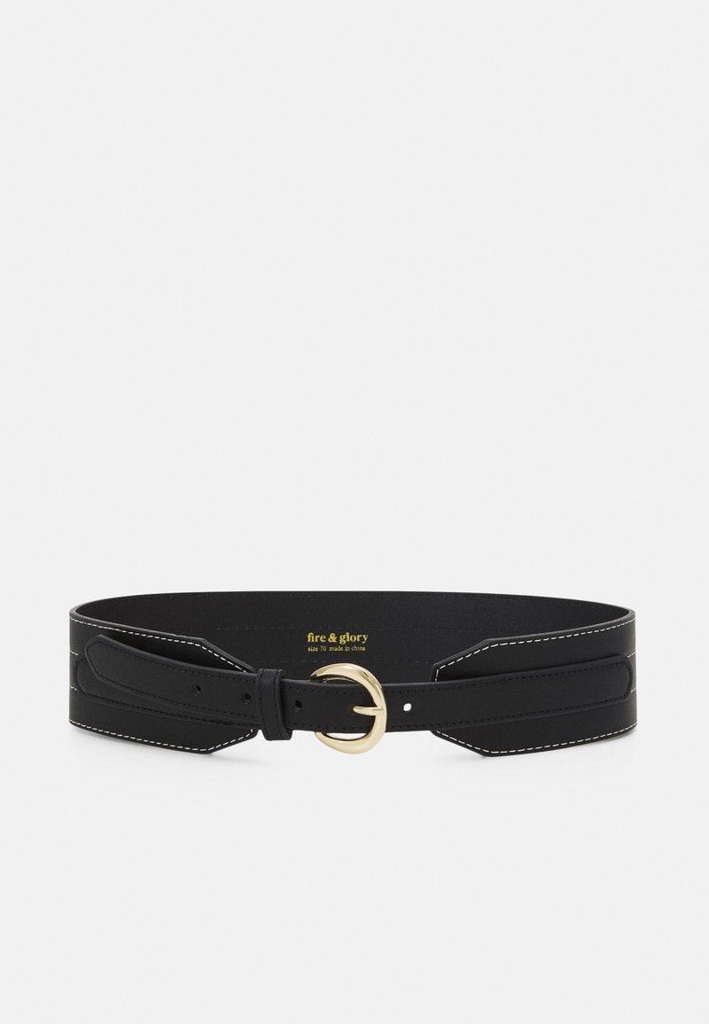 Fire & Glory - FGFULSA WAIST BELT  - Waist belt - black